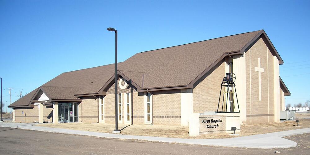 1ST BAPTIST CHURCH
